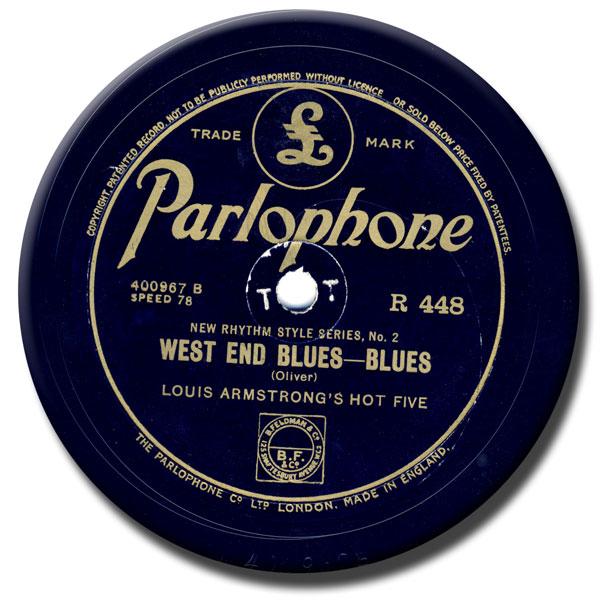 Louis Armstrong - Louis Armstrong No. 1