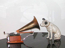 His Master's Voice Trade Mark