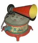 Das Blech-Spielzeug aus den 1920er Jahren / The Charming Tin Toy from the early twentys