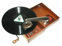 Thorens Graphonette
